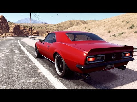 Need for Speed: Payback (PS4) - Races on Hard Mode & Manual Gearbox