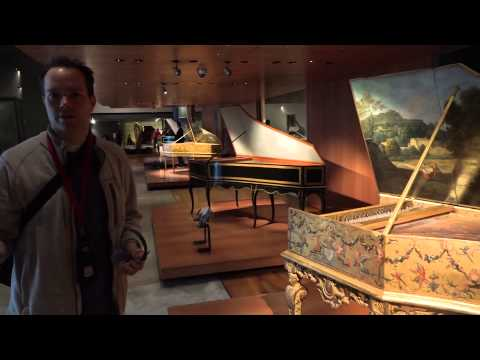 18th Century Evolution of the Harpsichord