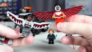 Обзор Lego Super Heroes Опасное ограбление (76050) новинки Лего Супер Герои(, 2016-03-24T13:03:47.000Z)