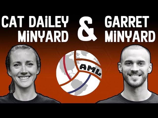 AML Interviews - Garrett Minyard and Cat Dailey Minyard
