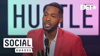 Kendall Kyndall's Daily, Savage Shade Wins A Trophy | BET Social Awards