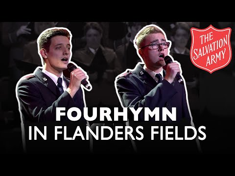 FourHymn | In Flanders Fields