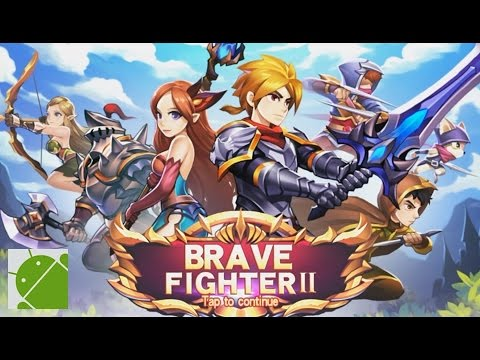 Brave Fighter 2 Frontier - Android Gameplay HD