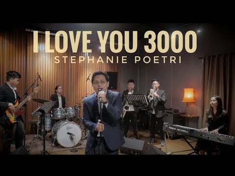 I LOVE YOU 3000 - STEPHANIE POETRI (ALGHUFRON LIVE COVER)