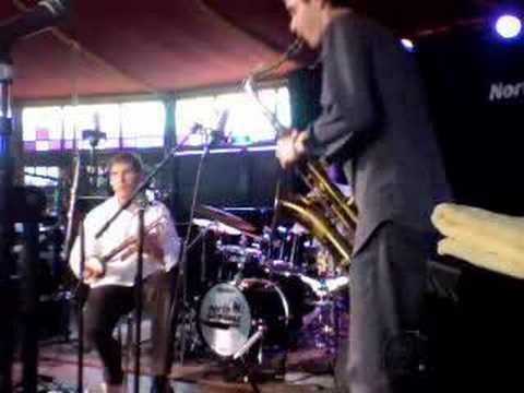 Kneebody at North Sea Jazz Festival