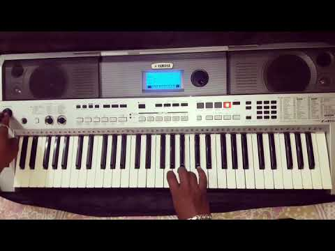 Chand Ne Kaho Aaje Piano Cover (Nirav McWan) - ચાંદ ને કહો આજે