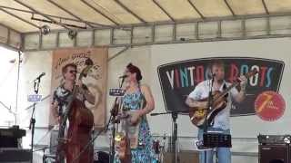 "Veronica & The Red Wine Serenaders ""Bukka"