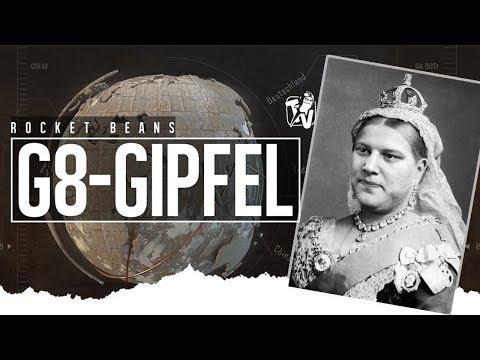 Brammen ist (nicht) Königin Viktoria - RocketBeans G8 Civilization 6