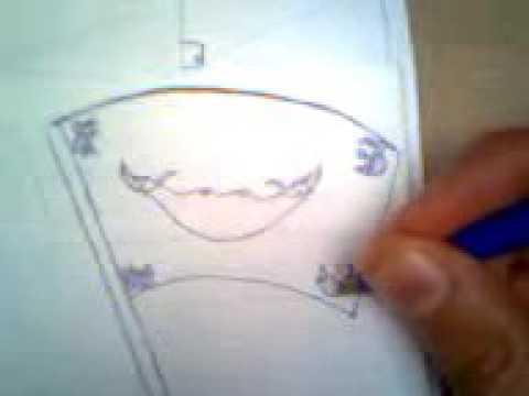 Como dibujar la bandera de isla de pascua  YouTube