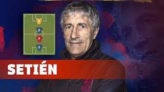 QUIQUE SETIÉN | MY TOP 4 (LEGENDS)
