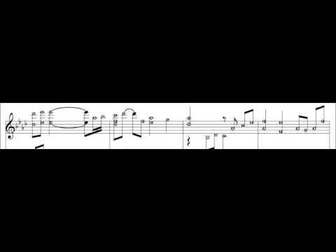 Kiss The Rain (Yiruma) violin sheet music