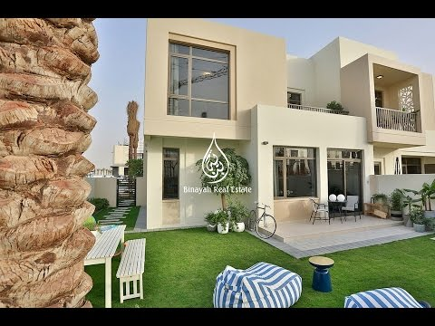 Hayat Townhouse in Town Square Dubai