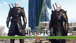 The Witcher 3 Wild Hunt - Skellige Armor Set DLC Location Guide!