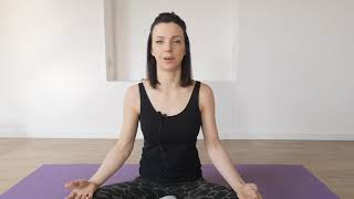 Start to Yin yoga: part 3