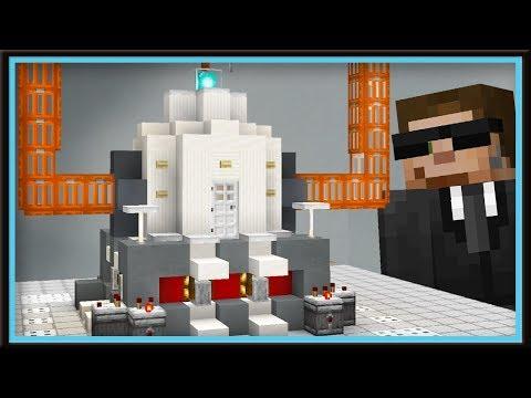 Hermitcraft 6: Area 77 Time Machine VAULT!