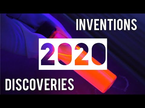 6 Biggest Inventions \u0026 Discoveries Of 2020