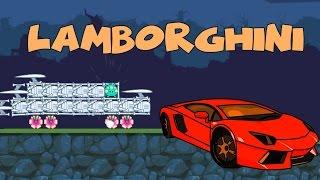 Bad Piggies REQUEST #4: LAMBORGHINI in BAD PIGGIES 2.3.1