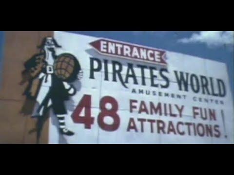 Roadside Florida: The Wacky Wonders of Pirates World