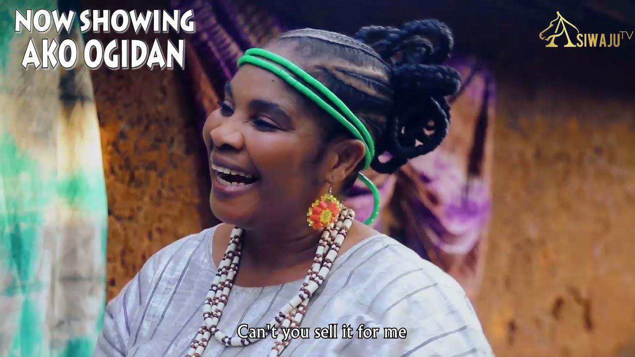 Download AKO OGIDAN - Latest Yoruba Movie 2021 Drama Starring Taiwo Hassan, Moji Afolayan