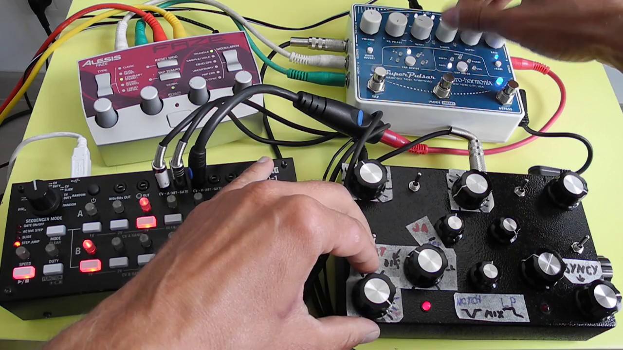korg sq 1 glamour box synth electro harmonix pulsar youtube. Black Bedroom Furniture Sets. Home Design Ideas