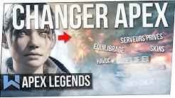 CHANGER APEX LEGENDS (VITE) !