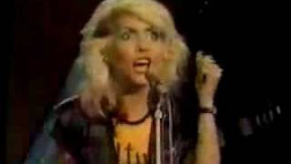 Blondie-Hanging on the telephone