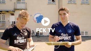 KAMP-QUIZ inden FCM: Fischer vs Skov