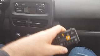 Pedal Commander Montaj ve Test Clio 1.2 75 HP