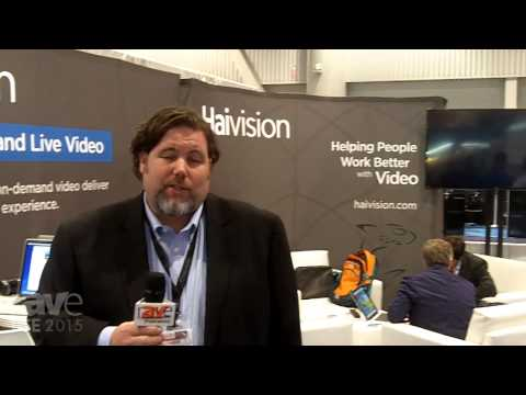 DSE 2015: HaiVision Shows Off CoolSign Digital Signage Platform and Makito HD Encoder