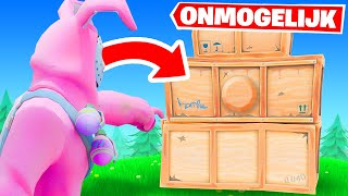VIND DE KNOP Om Te ONTSNAPPEN In Fortnite! (Creative Mode)