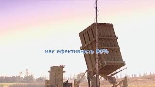 США хотят передать Украине систему ПРО(ПВО) «Железный купол» ( Iron Dome )
