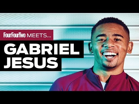 """4 Things You Didn't Know About Gabriel Jesus 