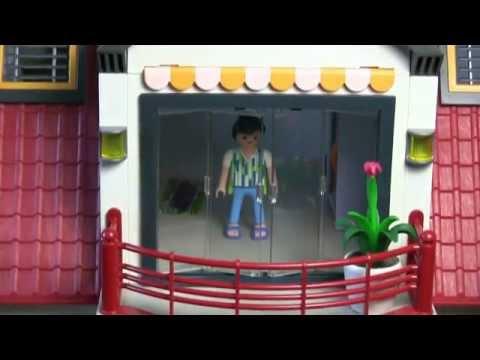 Juguetes de playmobil casita moderna youtube for Casa moderna playmobil 6784