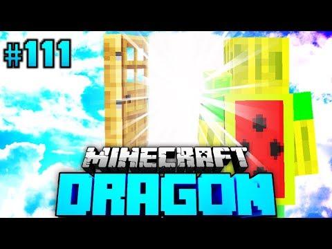 AUF ins NÄCHSTE PROJEKT!! - Minecraft Dragon #111 (Ende) [Deutsch/HD]