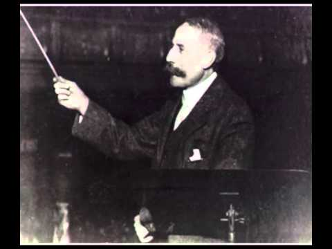 Elgar 'Cockaigne' - Boult in 'Battle for Music' & Elgar in Stereo (1945 & 1933)