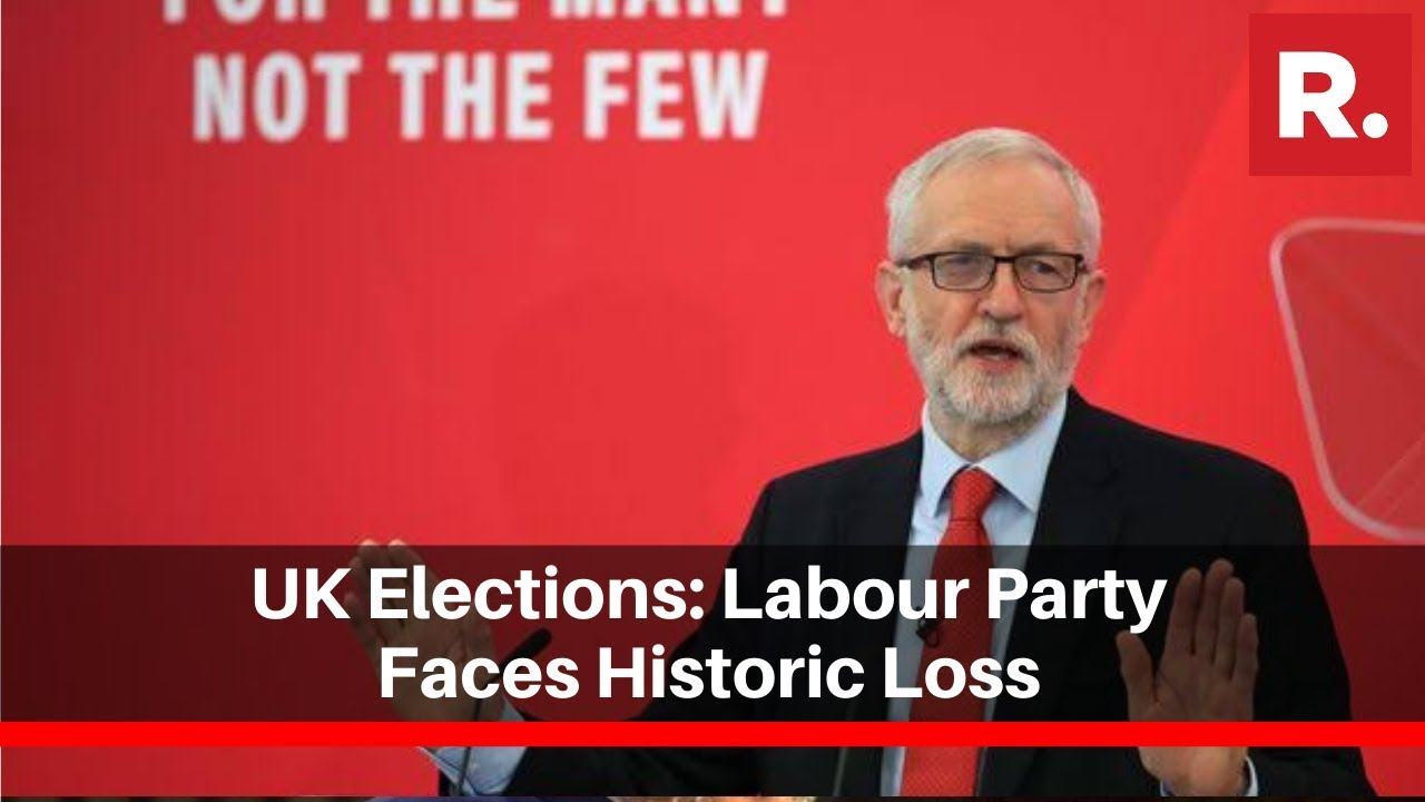 UK's 3rd Election In 4 Years Comes To An End, Labour Party Faces Historic Loss