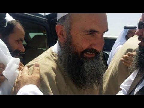 5 Taliban Leaders Back in Qatar