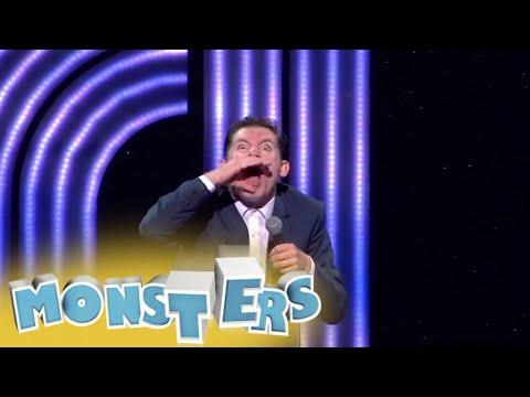 Eating In - Lee Evans: Monsters