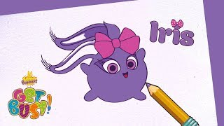 BRAND NEW - SUNNY BUNNIES | Drawing Iris 2 | Arts & Crafts | Cartoons for Kids