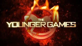 NEW Hunger Games Trailer (THE YOUNGER GAMES) parody