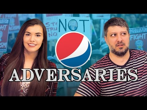 Tone Deaf Kendall Jenner Pepsi Ad (ADVERSARIES №36)