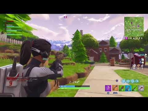 GET TUNED: FORTNITE # 3