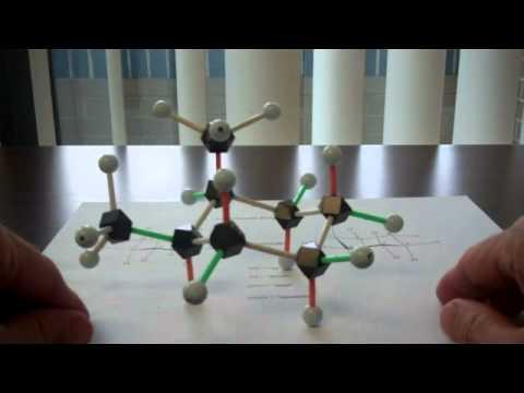 Flipping the Cyclohexane Chair - YouTube