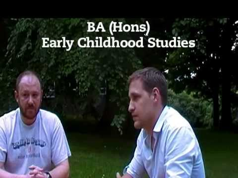 Ba hons early childhood studies dissertation