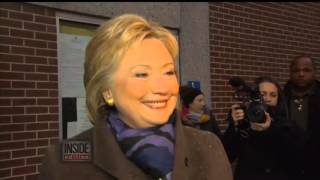 body language expert hillary clinton masks other emotions she doesn t want seen when smiling