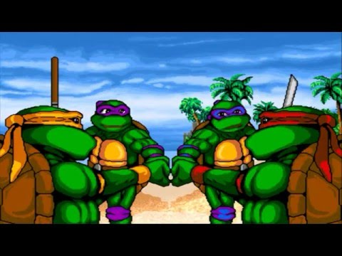 Jeux gratuit tortue ninja shell shocked fan game youtube - Jeux de tortue ninja gratuit ...