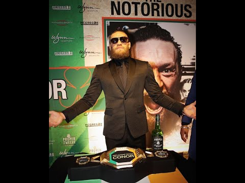 UFC 246 The Notorious MMA Conor McGregor Encore Beach Club After Party