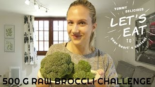 Video GIRL VS BROCCOLI CHALLENGE (Puke Warning!!!!) download MP3, 3GP, MP4, WEBM, AVI, FLV November 2018