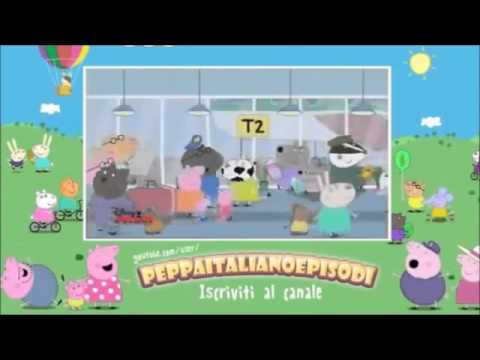 Peppa pig in italiano stagione 4 vacanze al sole new for Peppa in italiano