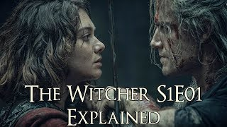 Download The Witcher S1E01 Explained (The Witcher Netflix Series, The End's Beginning Explained)